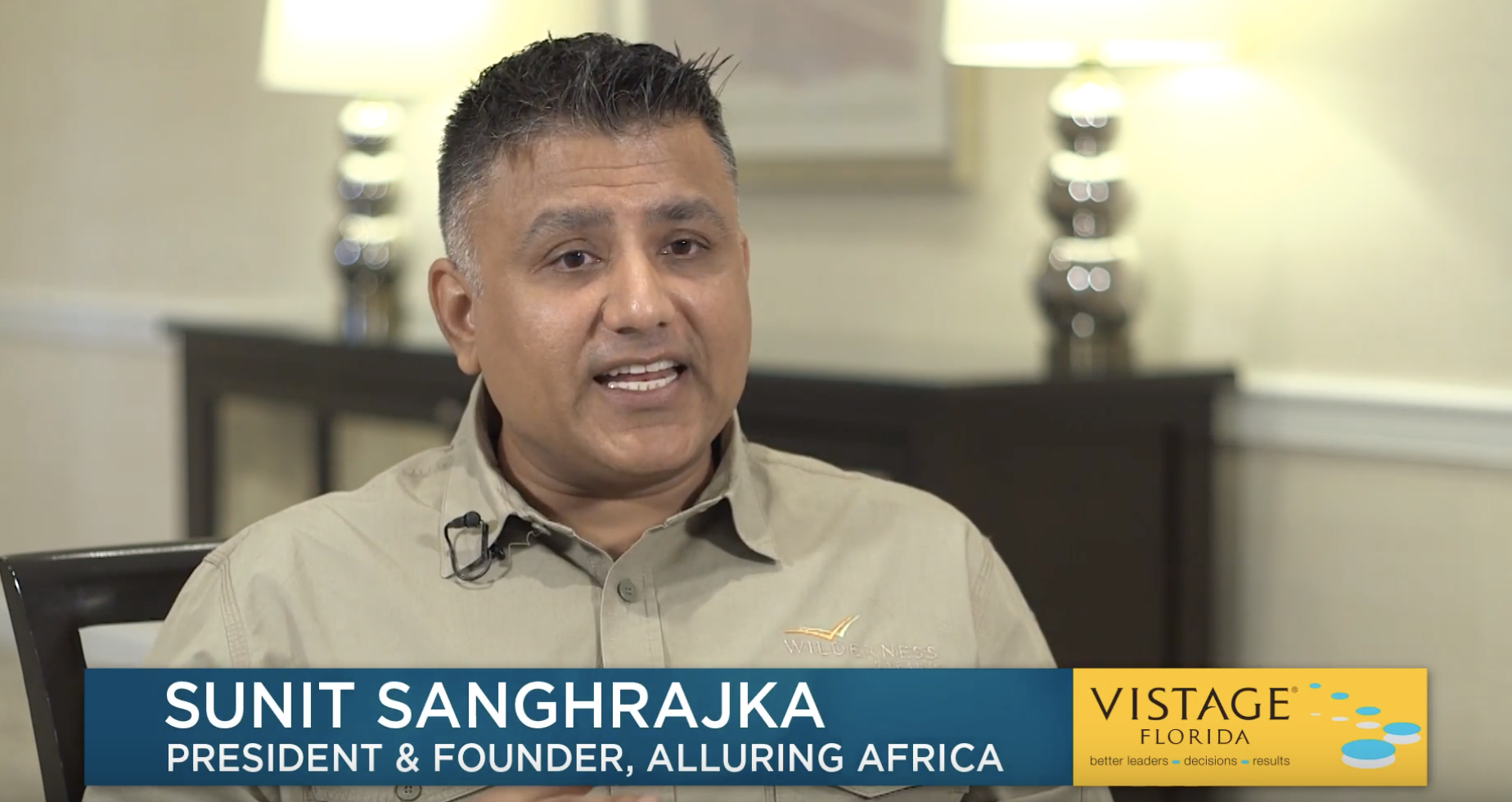 Sunit Sanghrajka: Vistage Provides Accountability